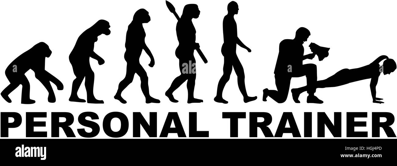 evolution personal trainers