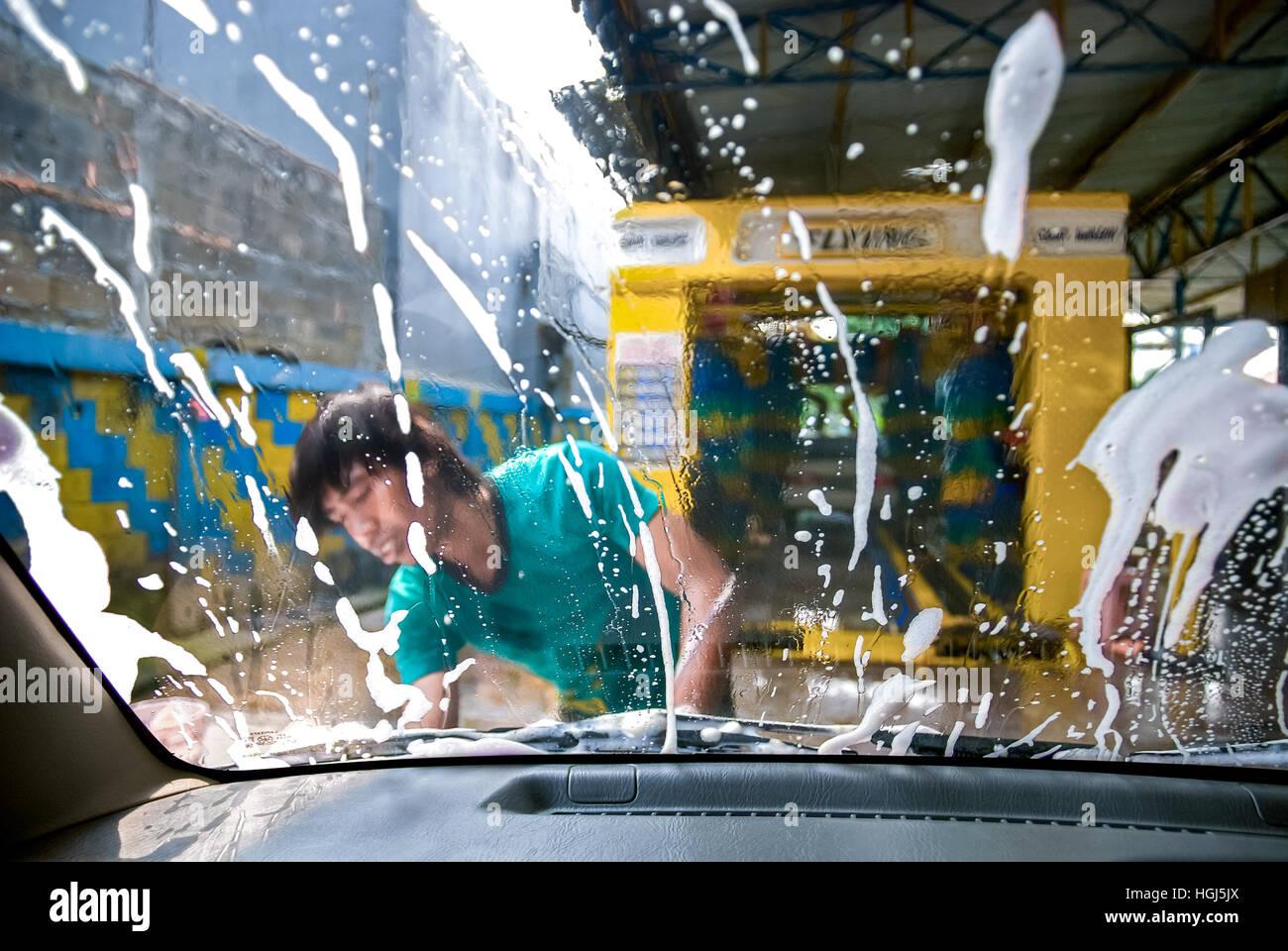 Hand Wash Car Wash >> Hand Car Wash Service In Jakarta Indonesia C Reynold