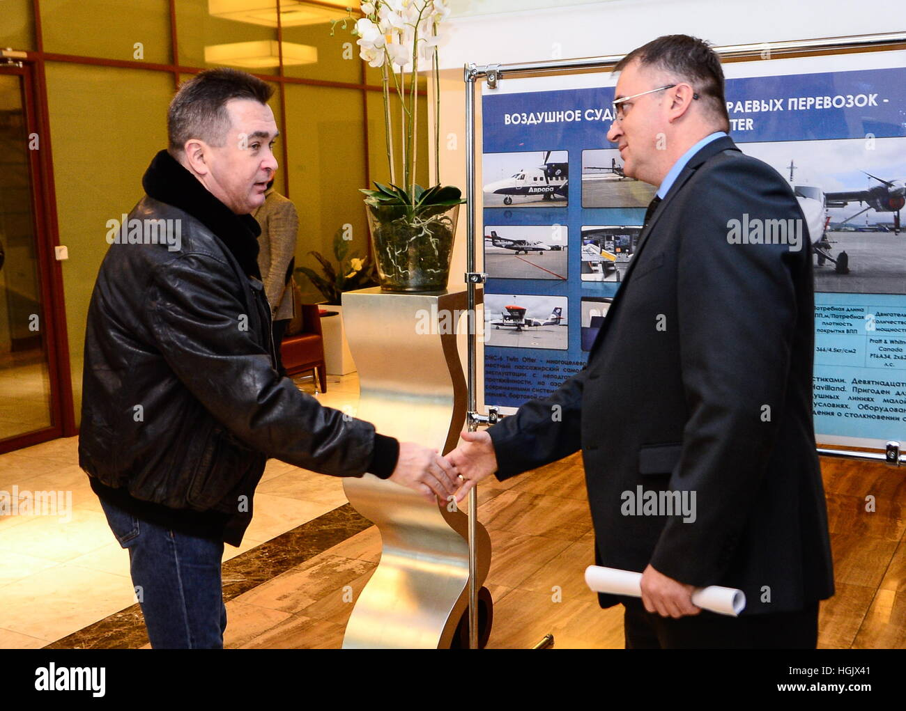 Primorye: the governor of the region hands over the keys to the apartments 68