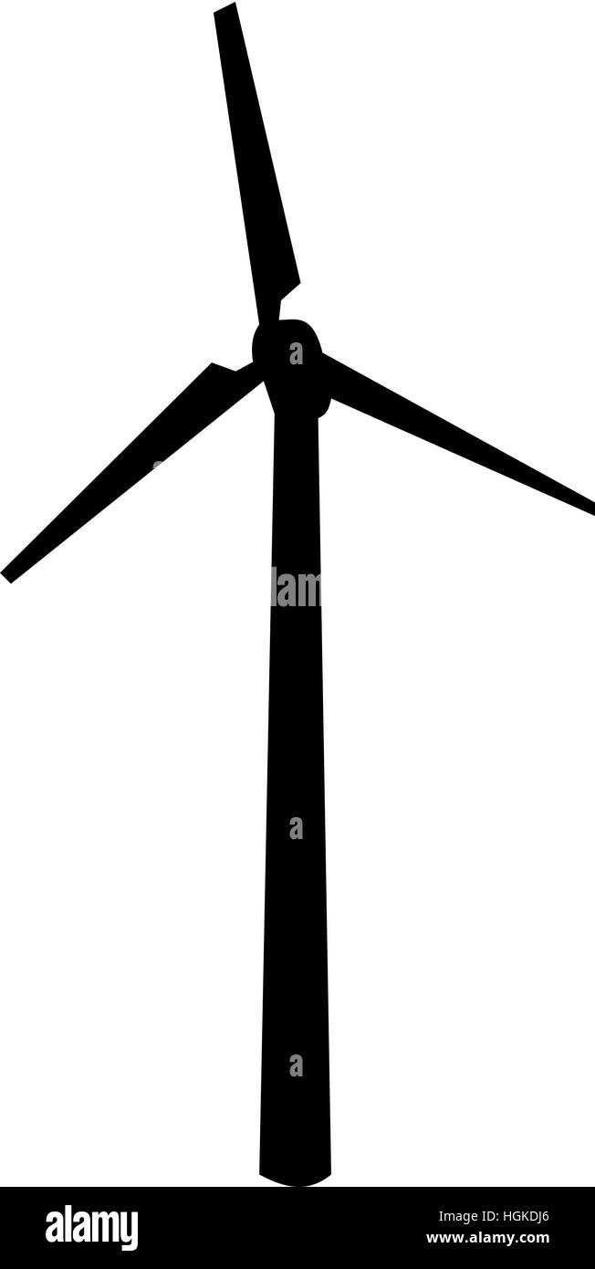 Wind Turbine Symbol Stock Photos Wind Turbine Symbol Stock Images