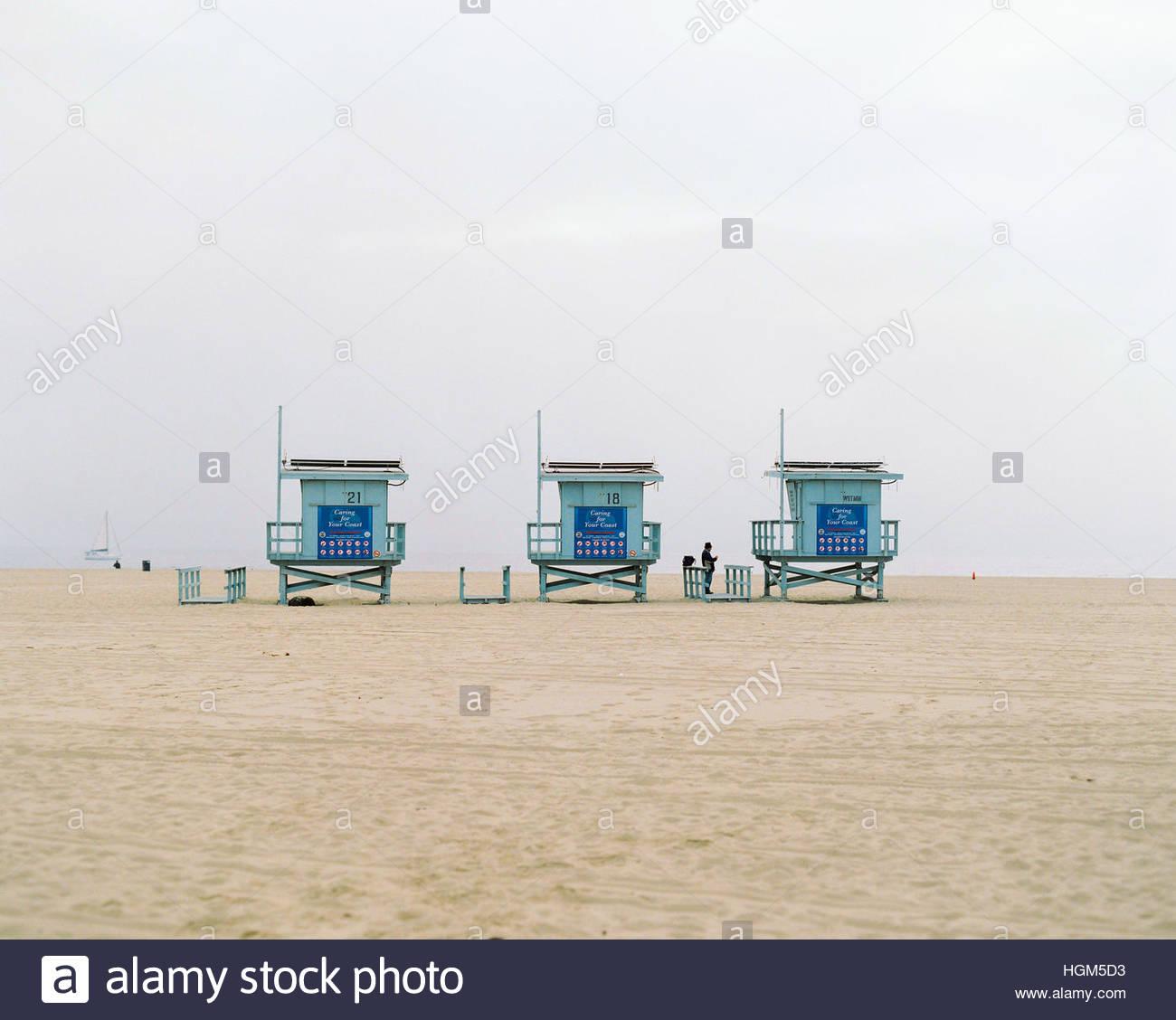 Los Angeles, Venice Beach, California, United States Stock Photo