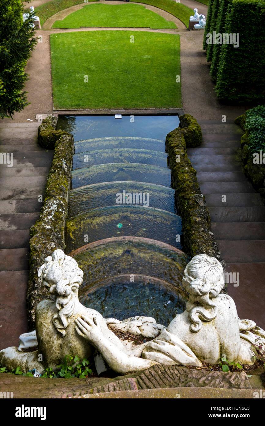 Schloss Schwetzingen - Stock Image