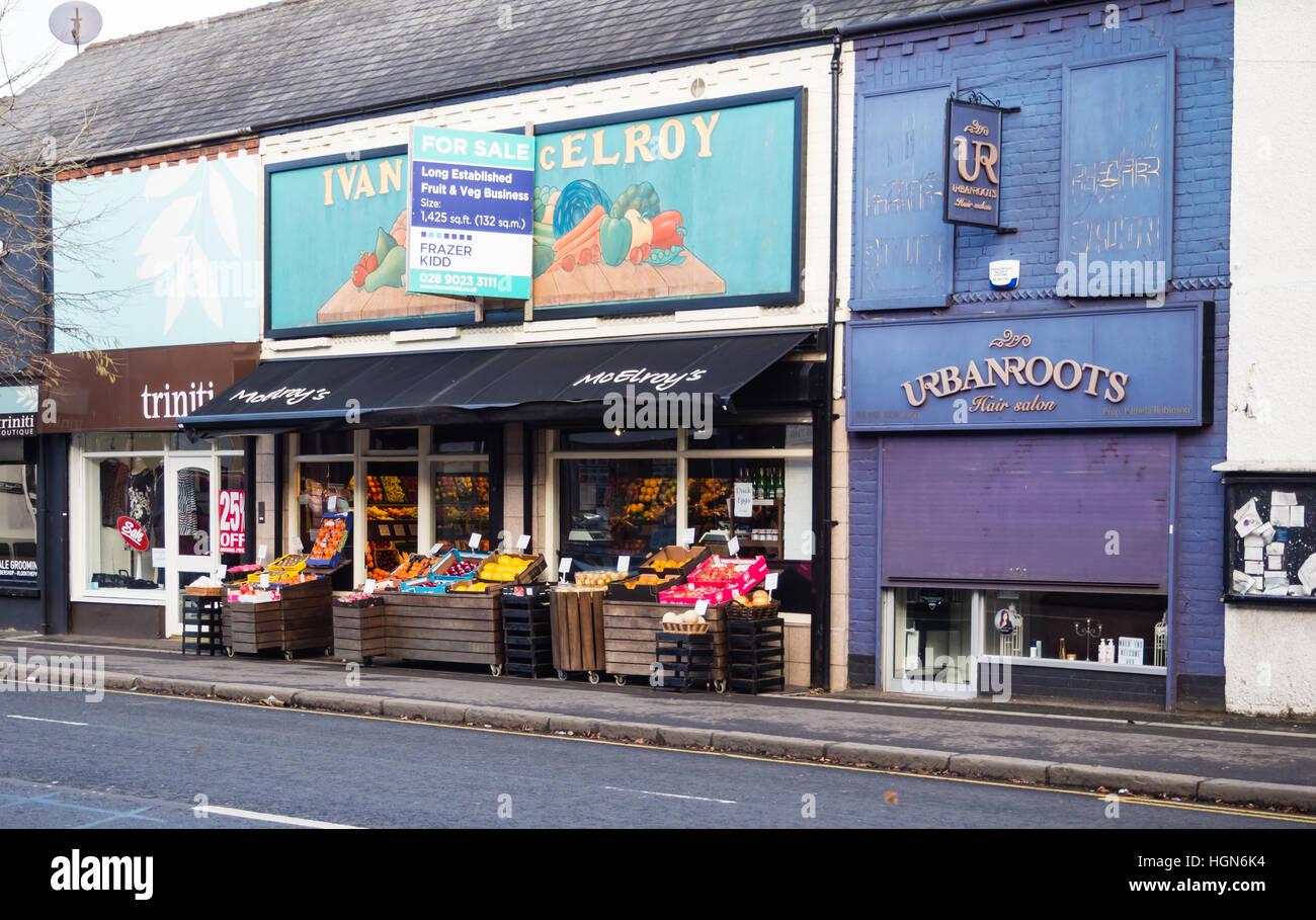 Ballyhackamore Stock Photos Ballyhackamore Stock Images