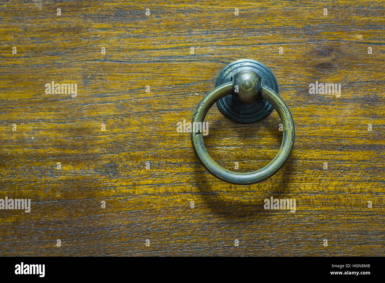 Traditional Chinese Style Door Handles, Metal Door Knocker Chinese Style, Vintage  Door Knob