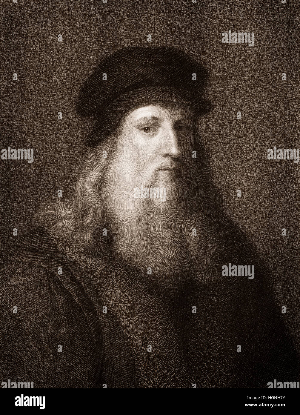 Where Was Da Vinci The First Painter And State Engineer