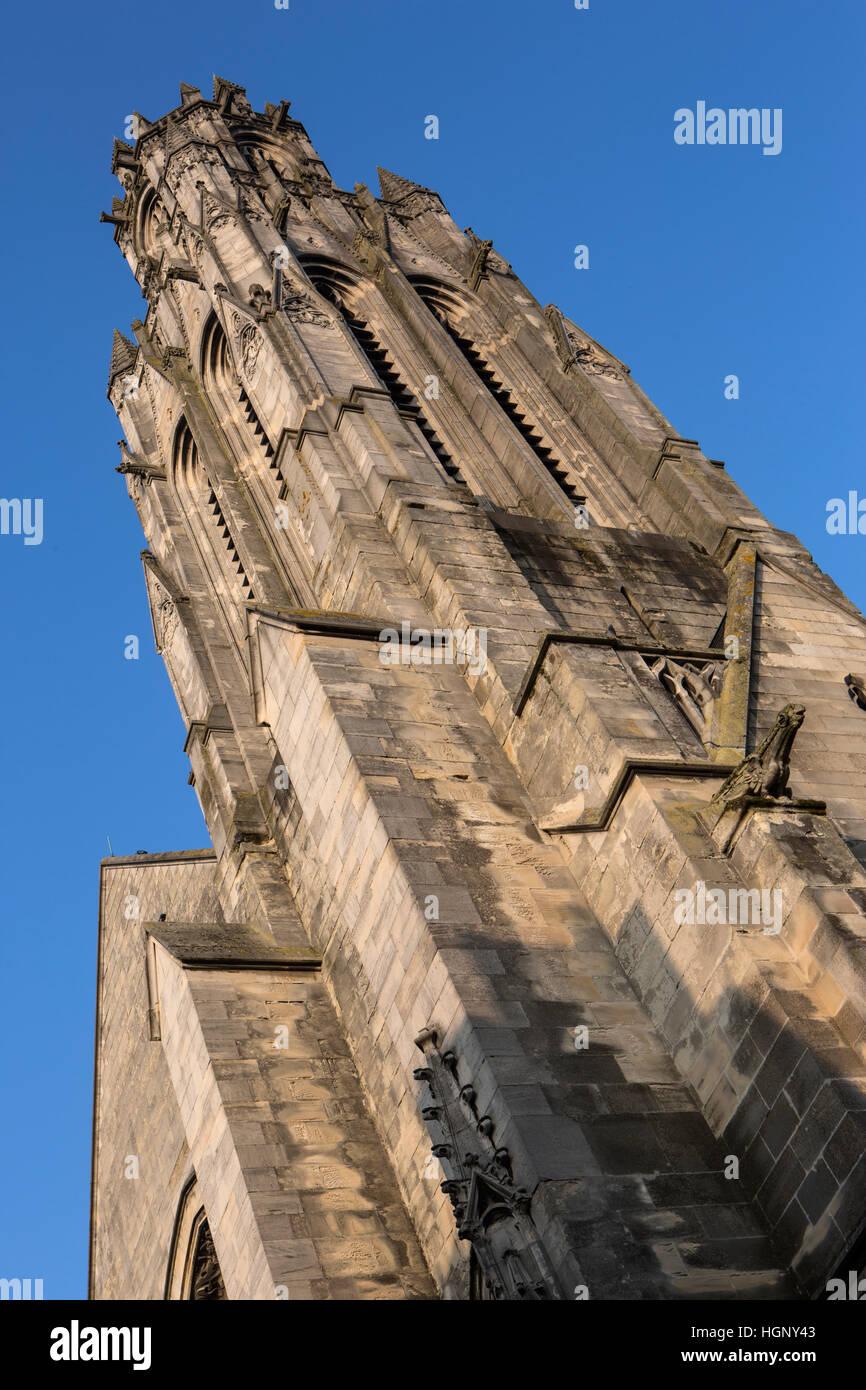 Saint Jean Baptiste Church Arras, France. - Stock Image