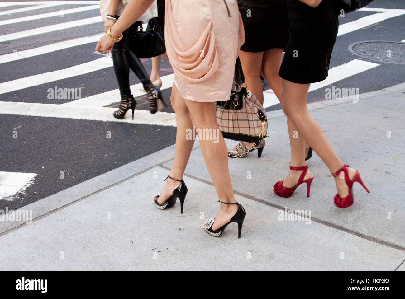 high heels new york