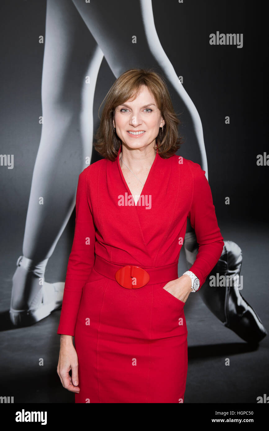 9e0a96e42 Fiona Bruce attending the opening night party of English National Ballet's  Giselle at St Martins Lane Hotel, London.