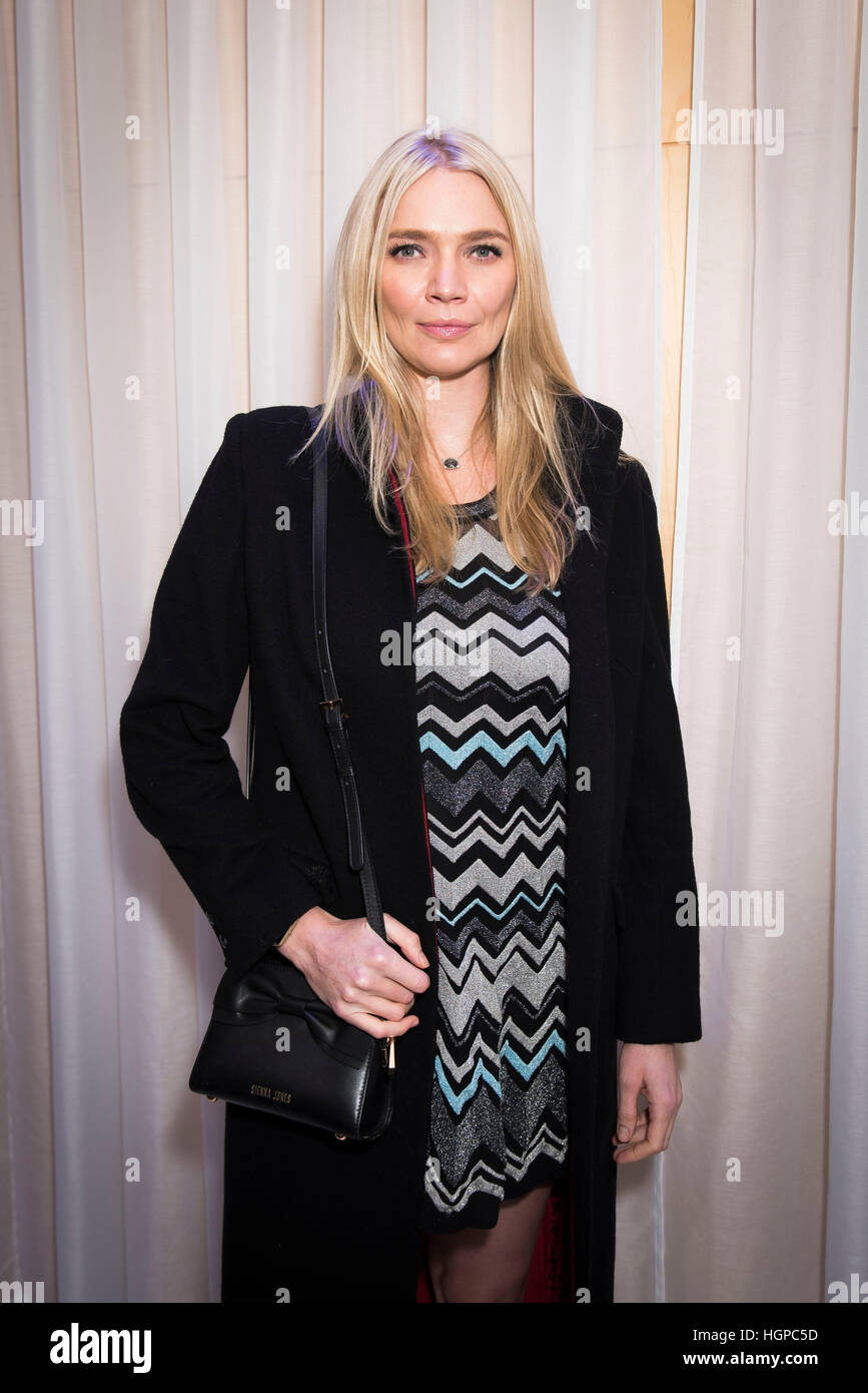 abe9e0991 Jodie Kidd attending the opening night party of English National Ballet's  Giselle at St Martins Lane