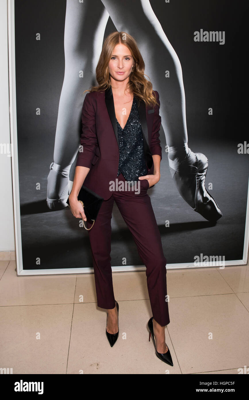 33480373b Millie Mackintosh attending the opening night party of English National  Ballet's Giselle at St Martins Lane