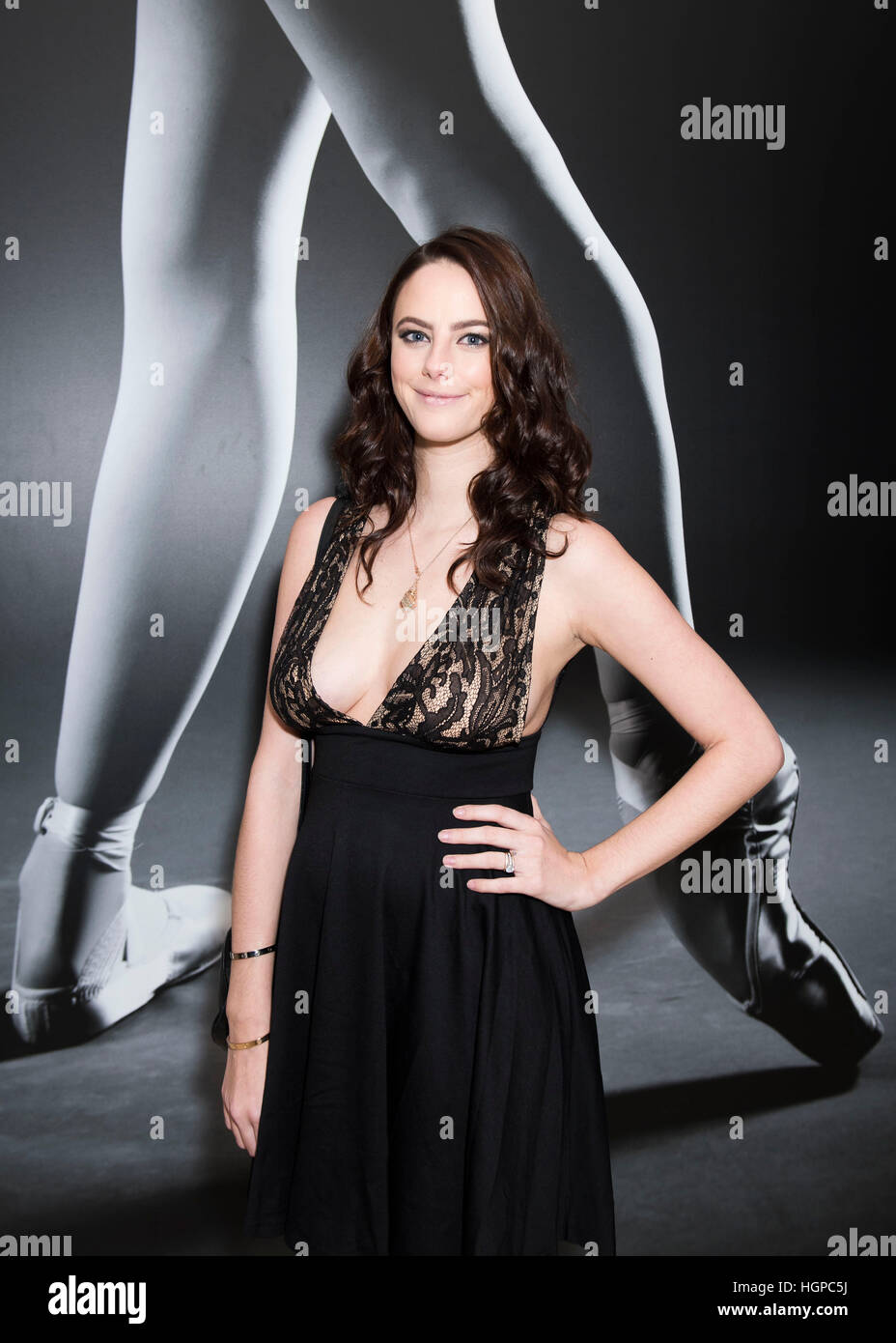 85cb14b6b Kaya Scodelario attending the opening night party of English National  Ballet's Giselle at St Martins Lane