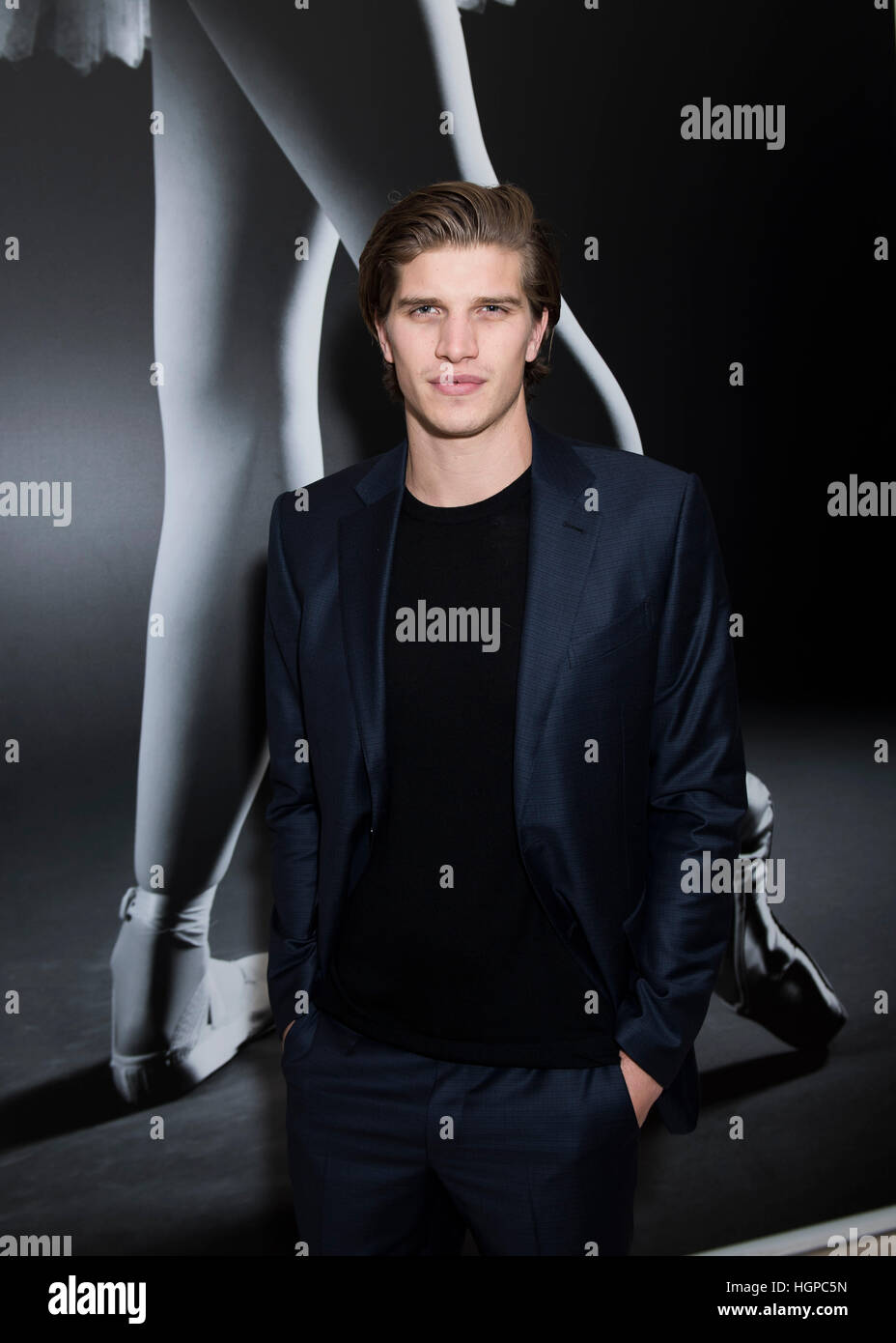 0369ac98d Toby Huntington-Whiteley attending the opening night party of English  National Ballet's Giselle at St