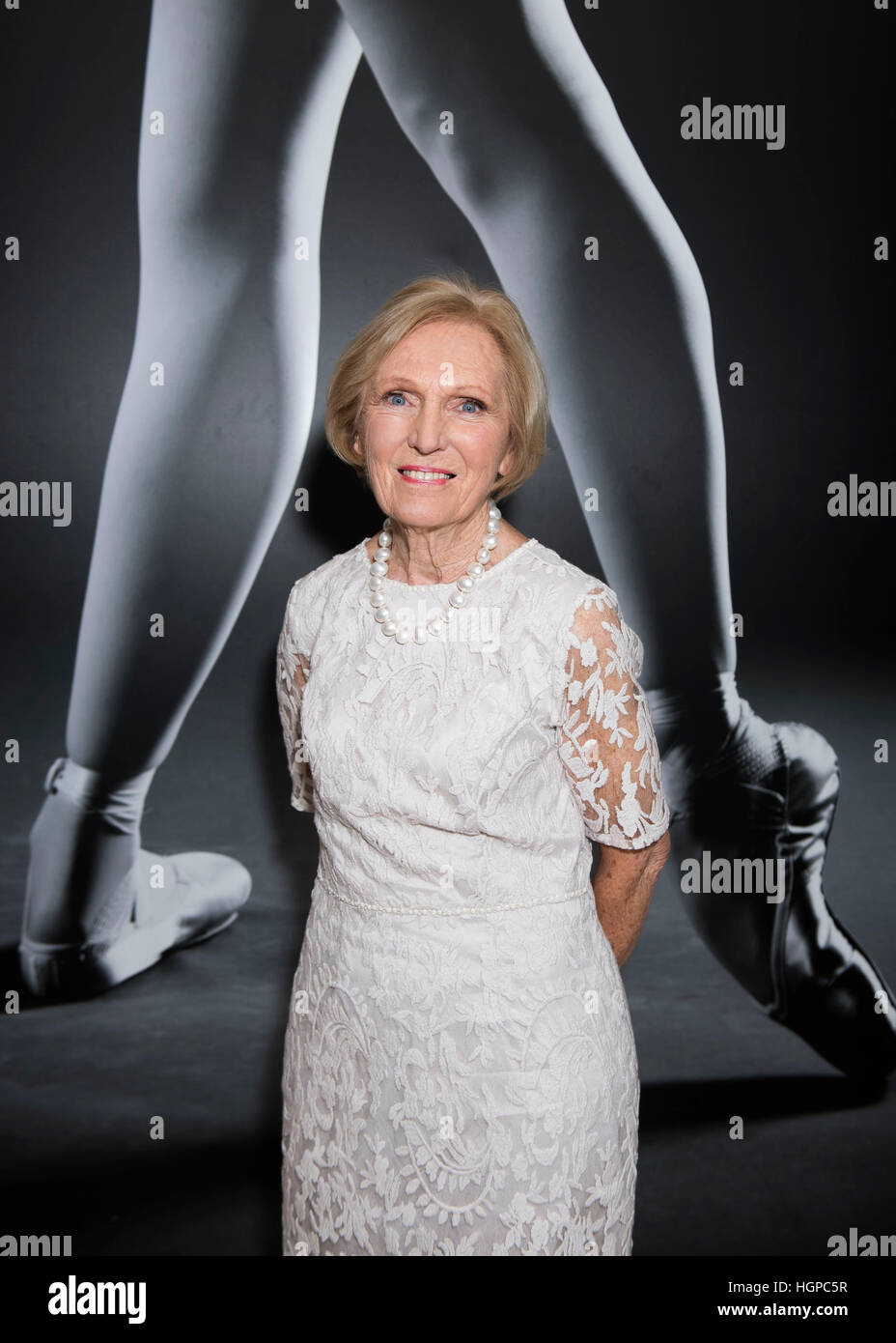 52cec511e Mary Berry attending the opening night party of English National Ballet's  Giselle at St Martins Lane