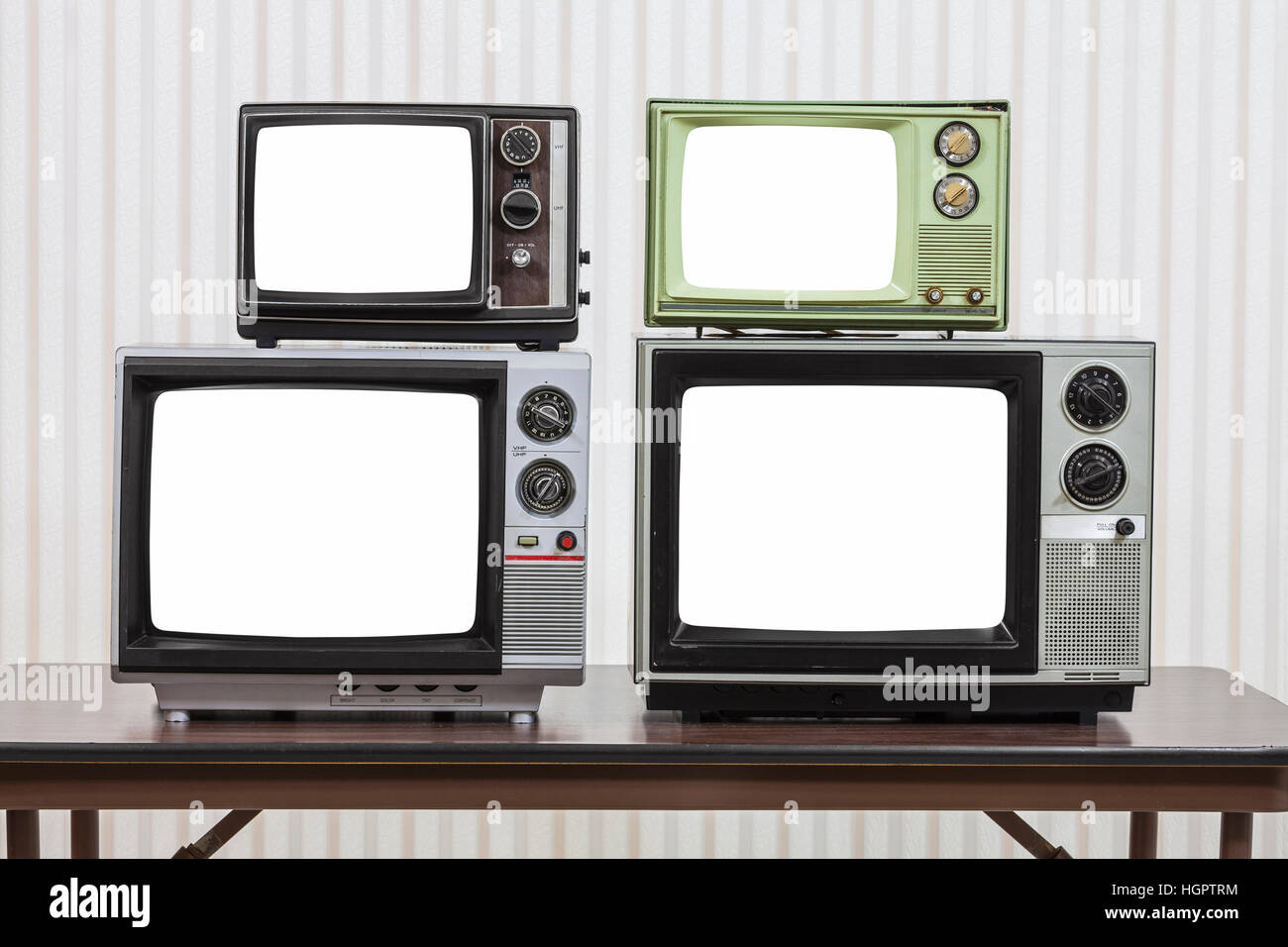 retro tv cut out stock photos retro tv cut out stock images alamy
