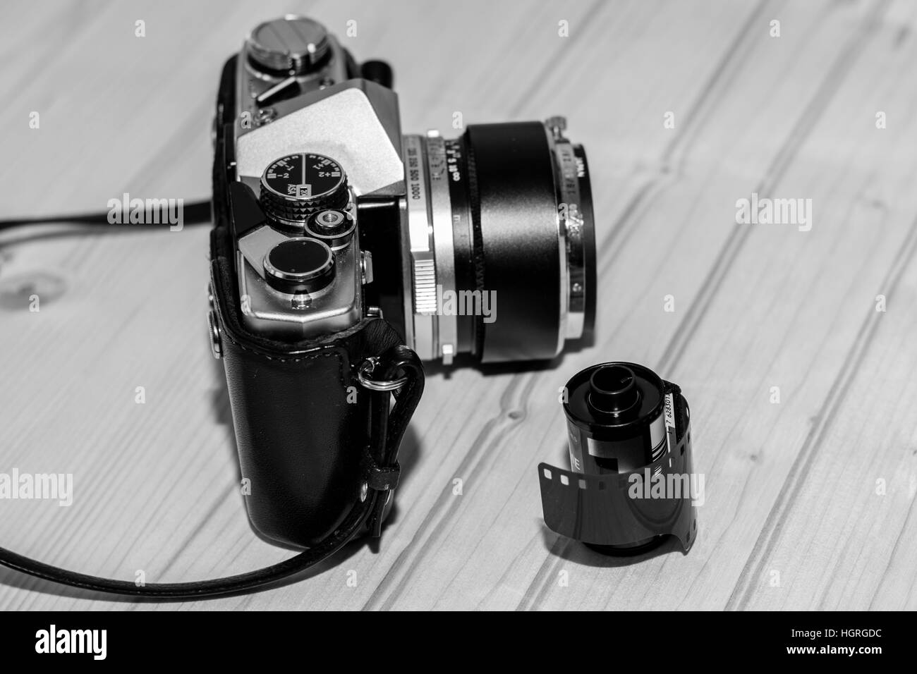Vintage photography - Stock Image