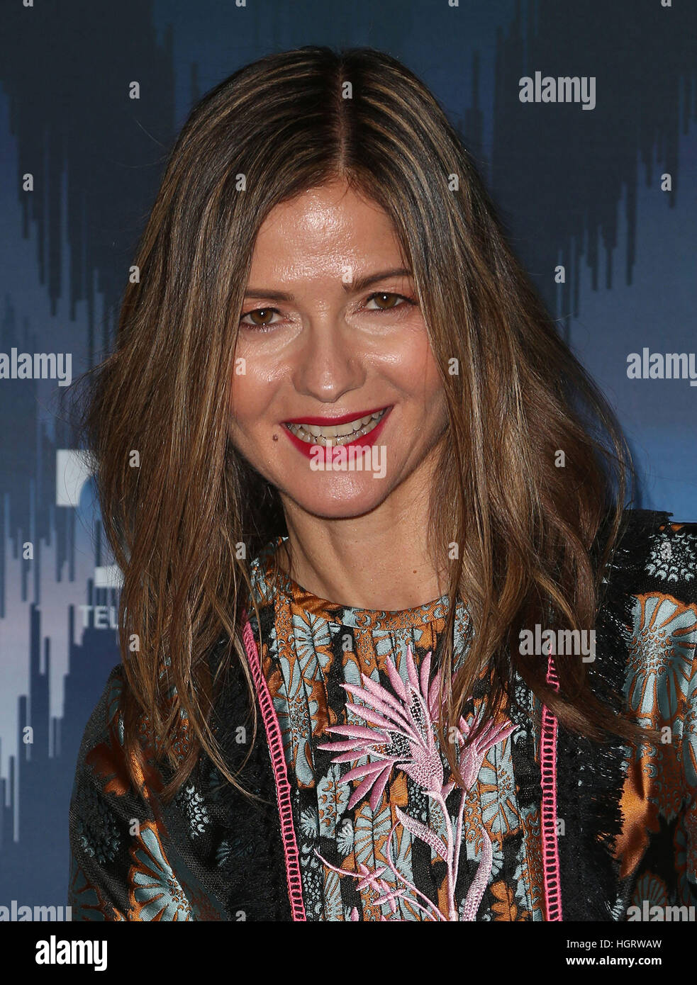 Pasadena, USA. 11th Jan, 2017. Jill Hennessey attends the 2017 FOX All-Star Winter TCA Party held at the Langham Stock Photo