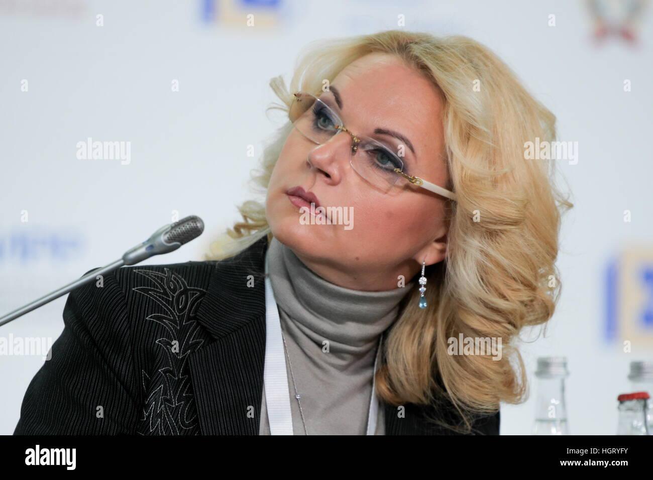 Tatyana Golikova now 98