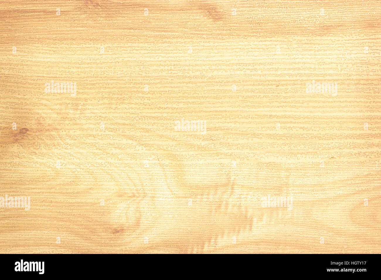 Hardwood maple basketball court floor viewed from above - Stock Image