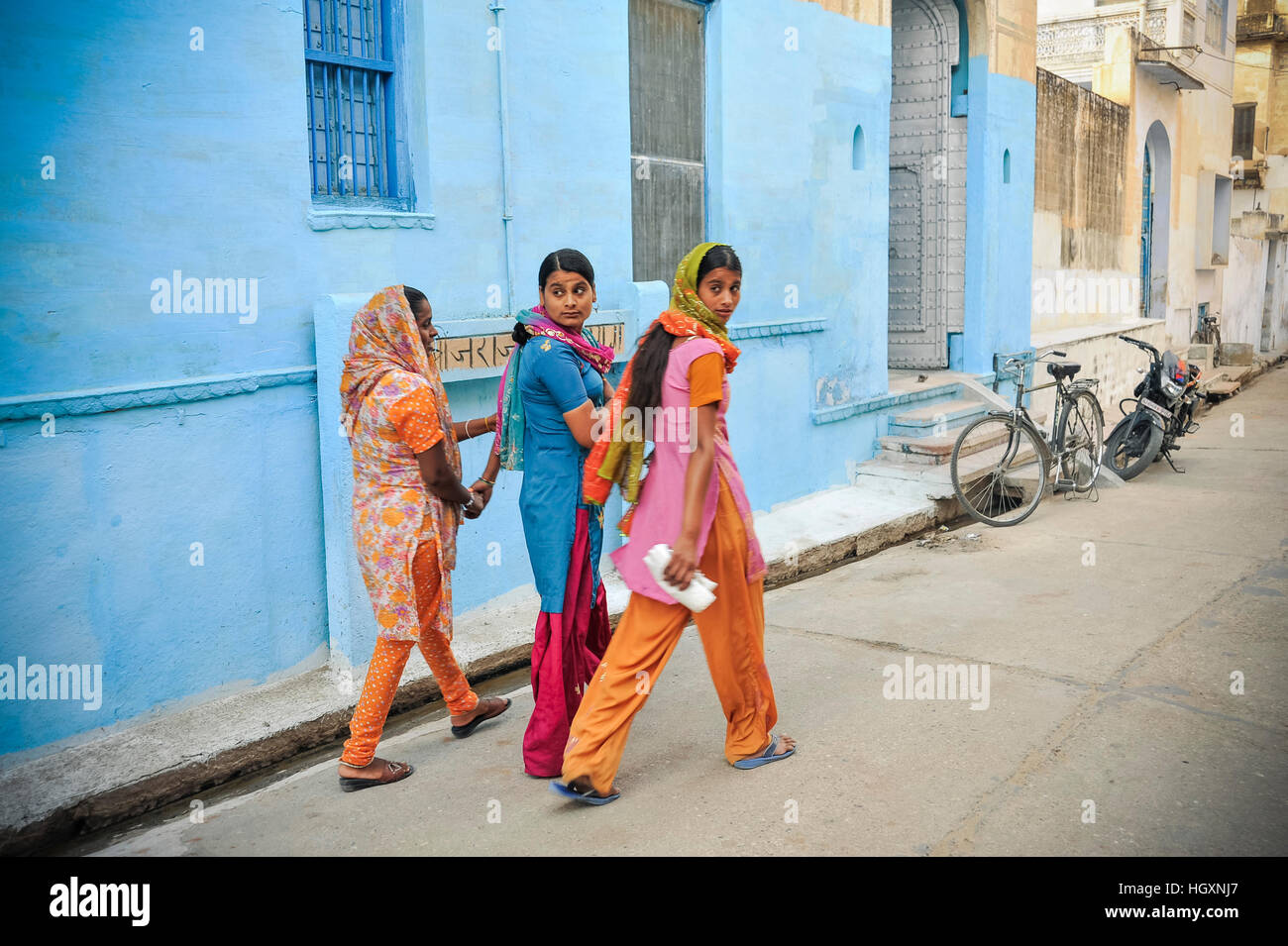 Churu girl photo