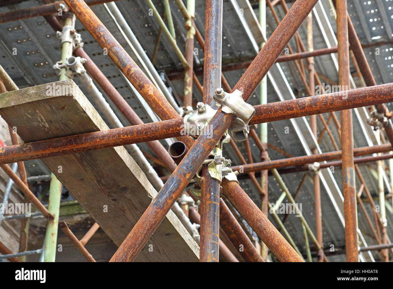 Scaffolding Pipe Clamp And Parts An Important Part Of