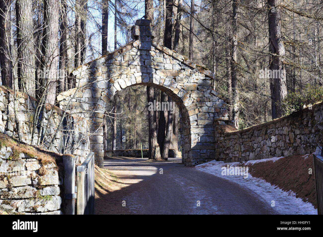 Jew cemetery - Stock Image