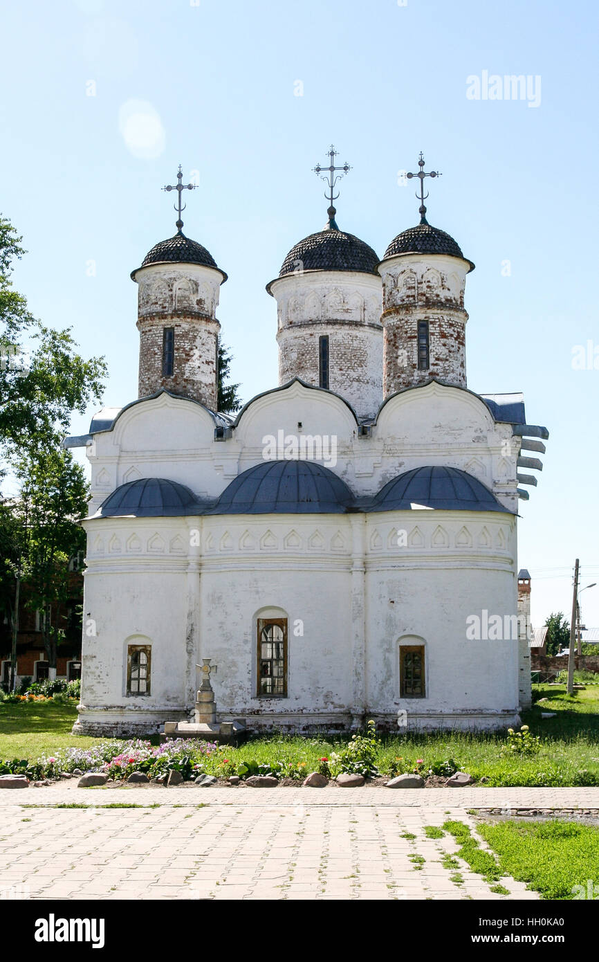 The Cathedral of the Deposition of the Robe, Russia, Suzdal - Stock Image