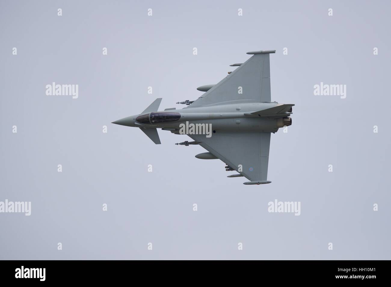 BAE Systems Eurofighter Typhoon - Stock Image