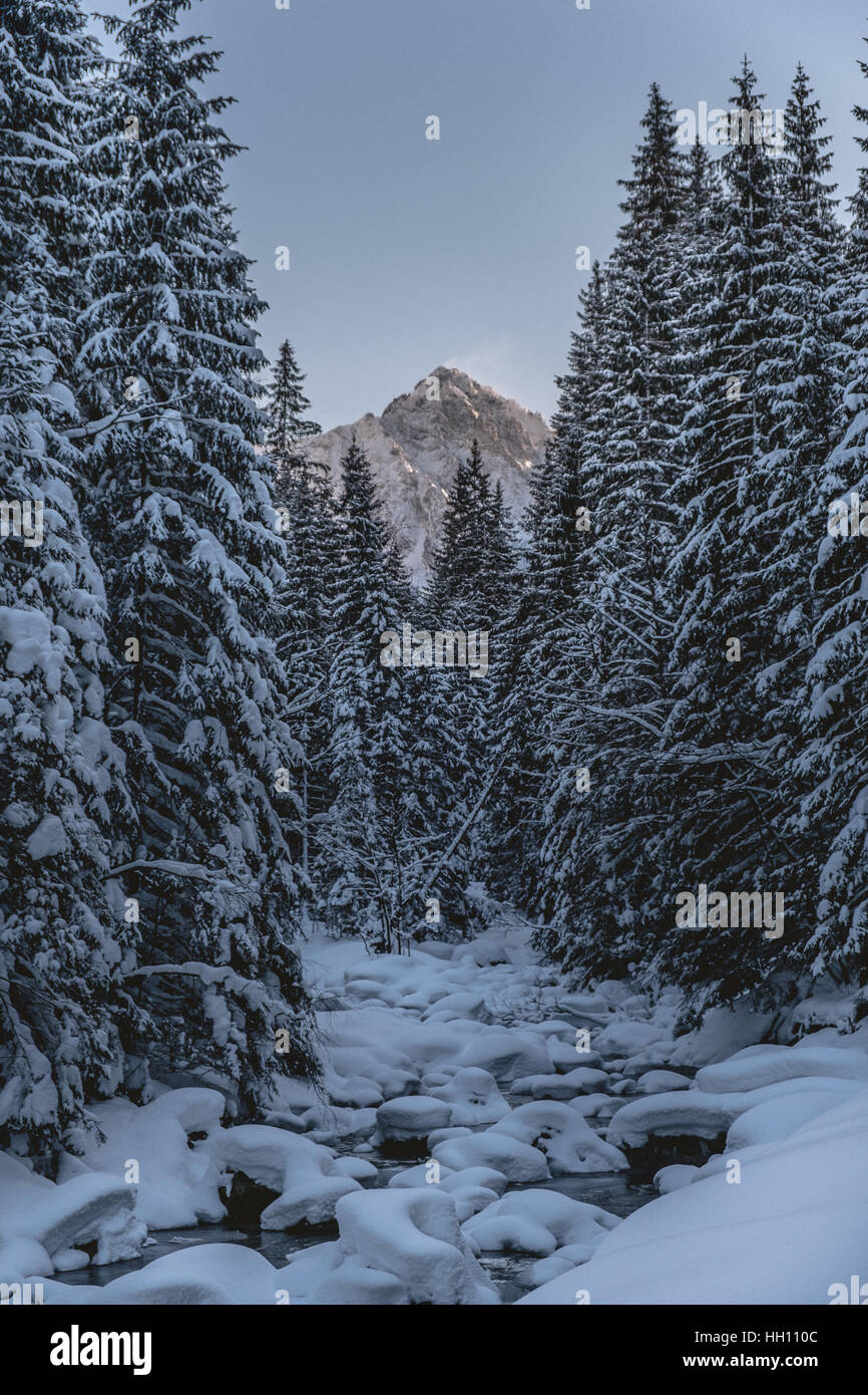 Tatra Mountains, Poland - Stock Image