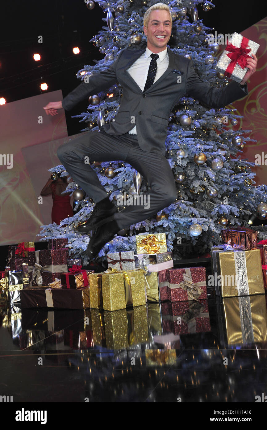 Jose Carreras Gala At Hotel Estrel Featuring Stock Photos ...