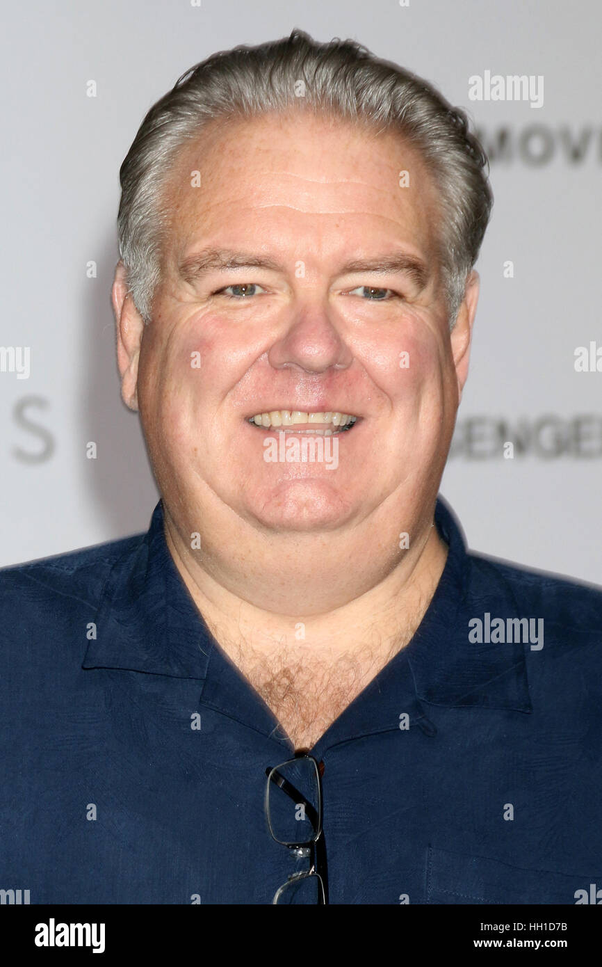 'Passengers' Premiere at the Village Theater - Arrivals  Featuring: Jim O'Heir Where: Westwood, California, - Stock Image