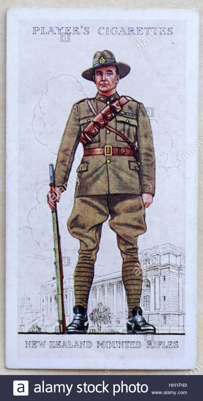 Nz army uniform