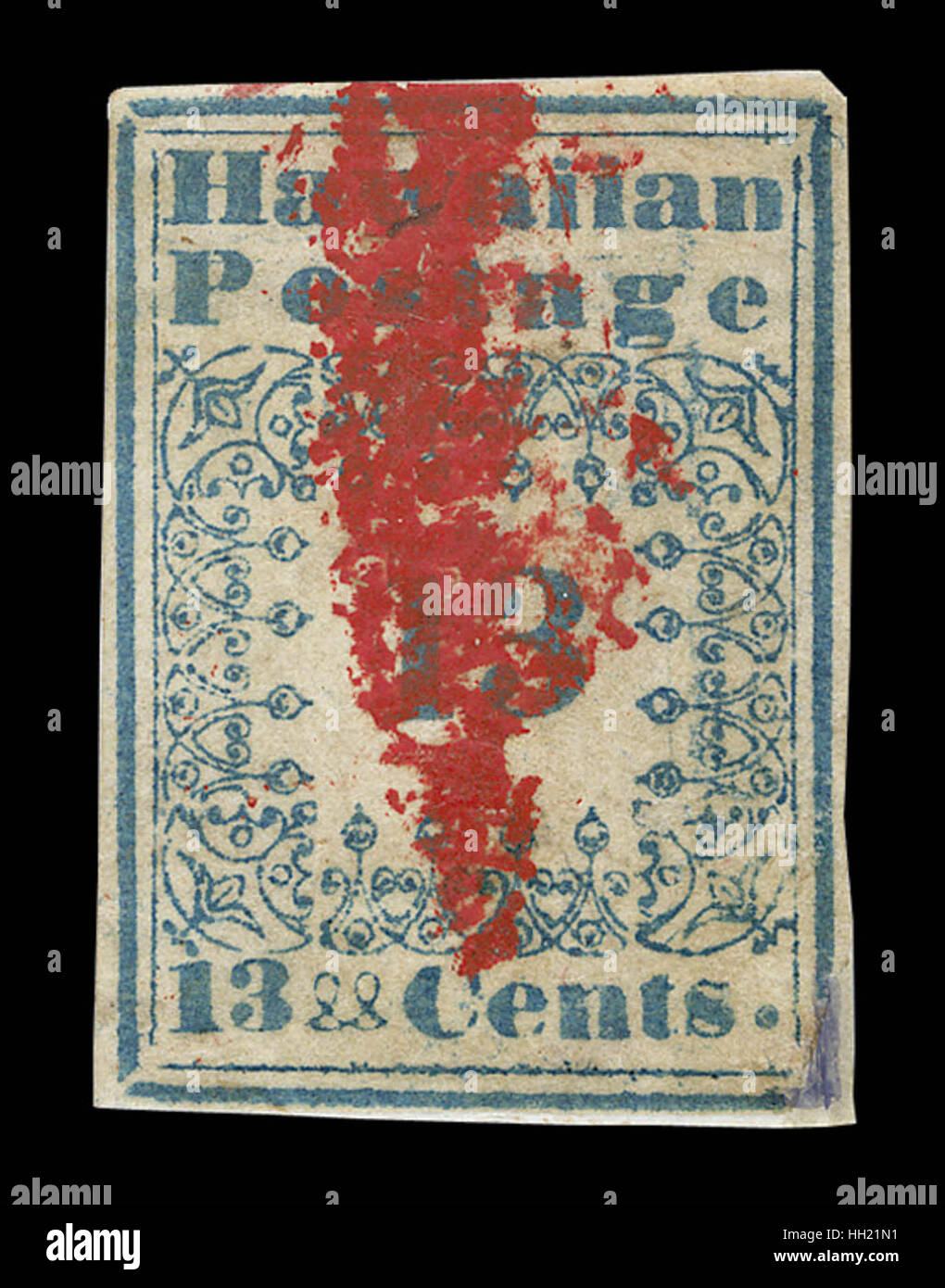 Philatic Rarerities.The British Library's Philatelic Collections are the world's largest, most diverse and - Stock Image