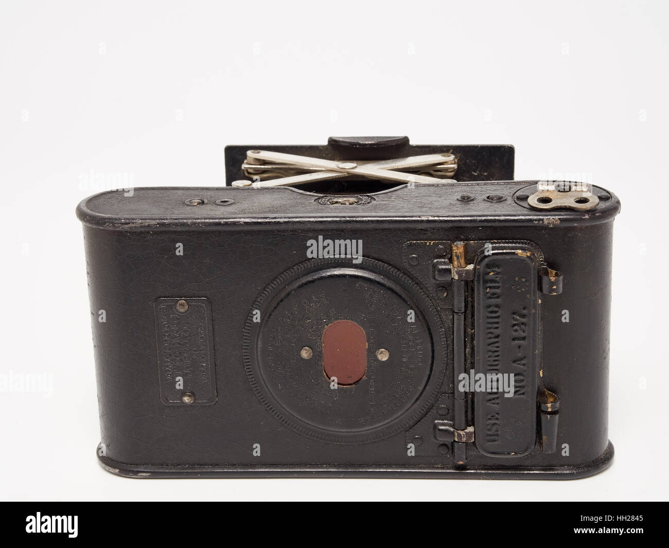 Kodak Vest Pocket analog film camera - Stock Image