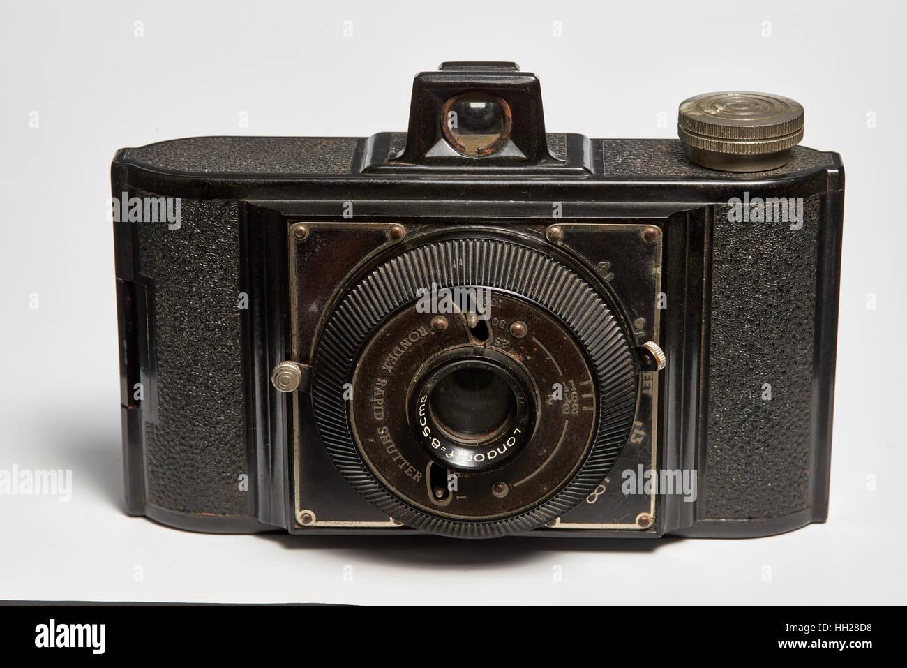WEMBLEY SPORTS analog film camera - Stock Image