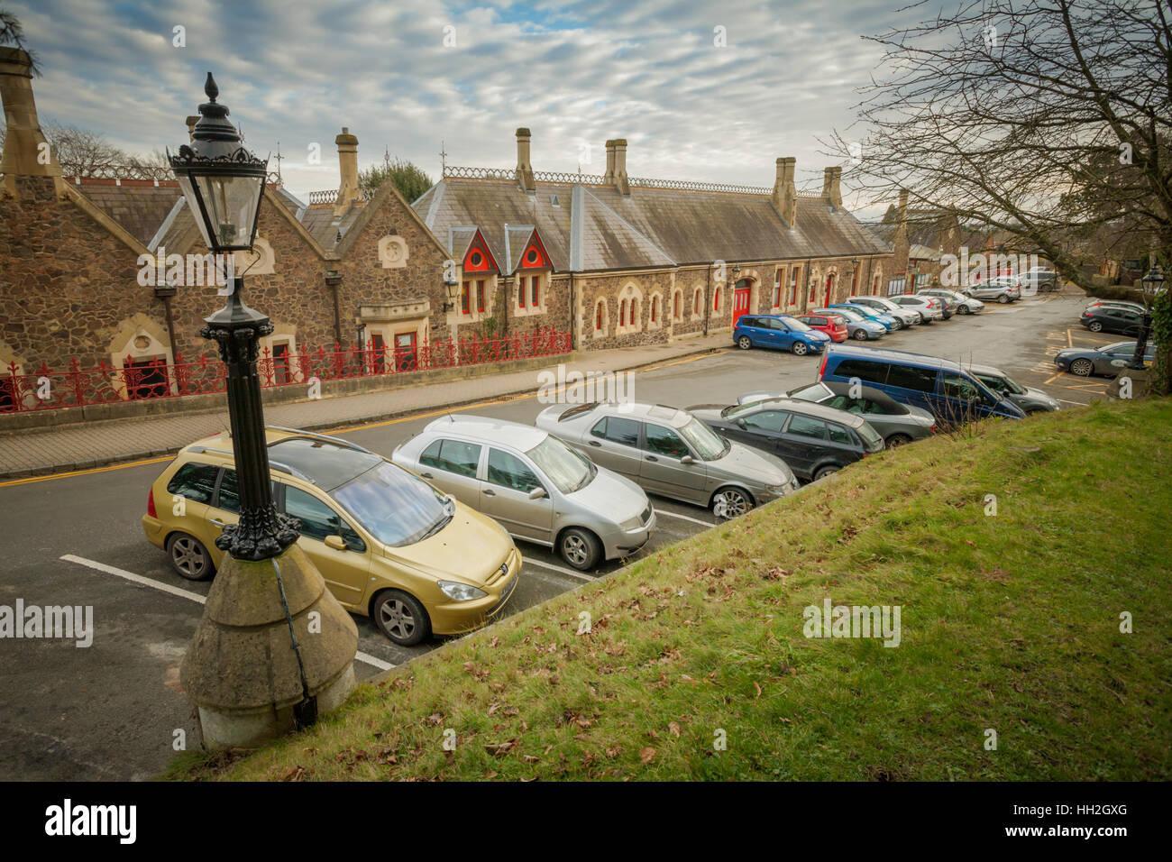 Letchworth Train Station Car Park