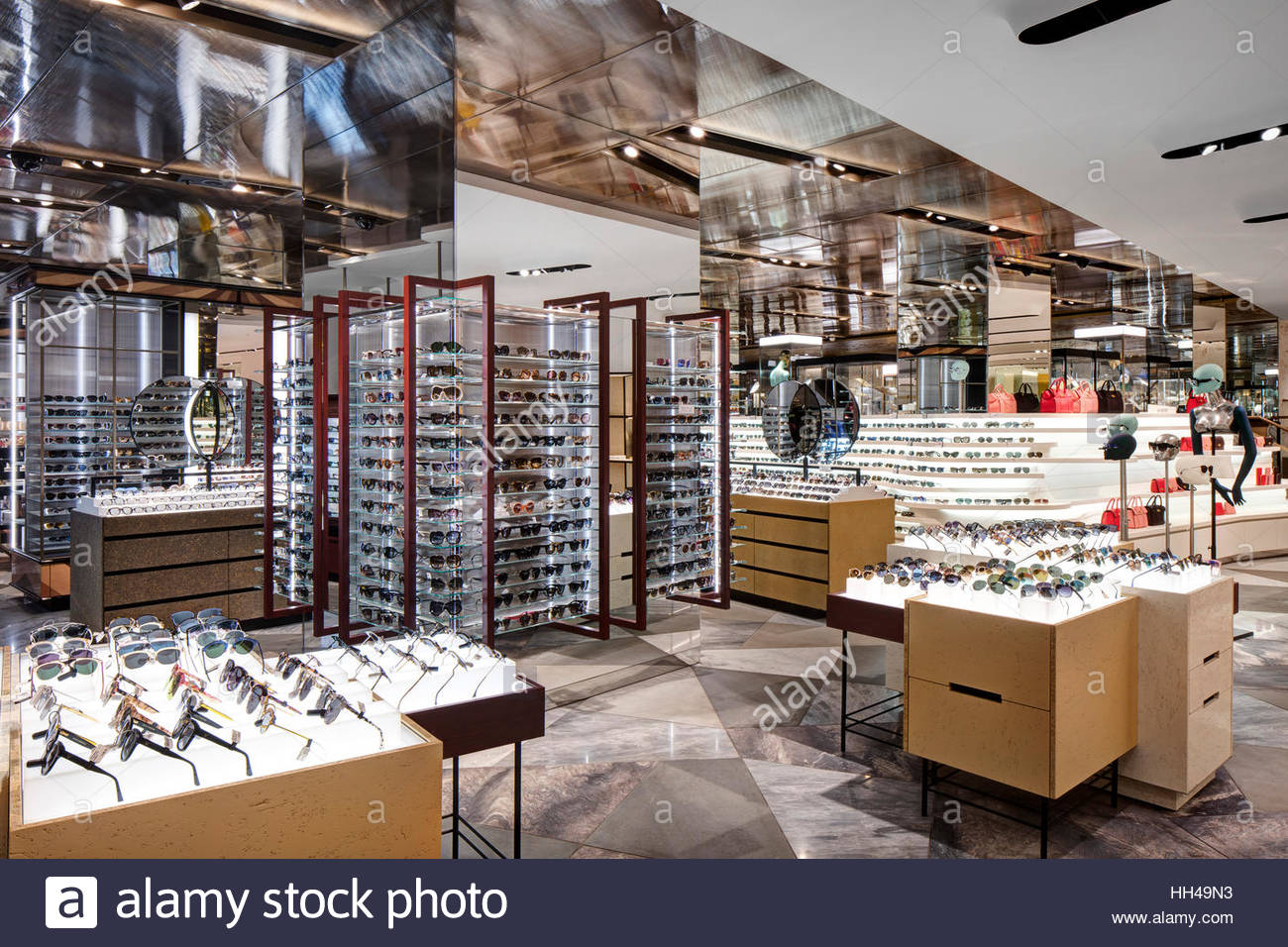 34df4e802db Sunglasses area. Harvey Nichols Accessories + Jewellery