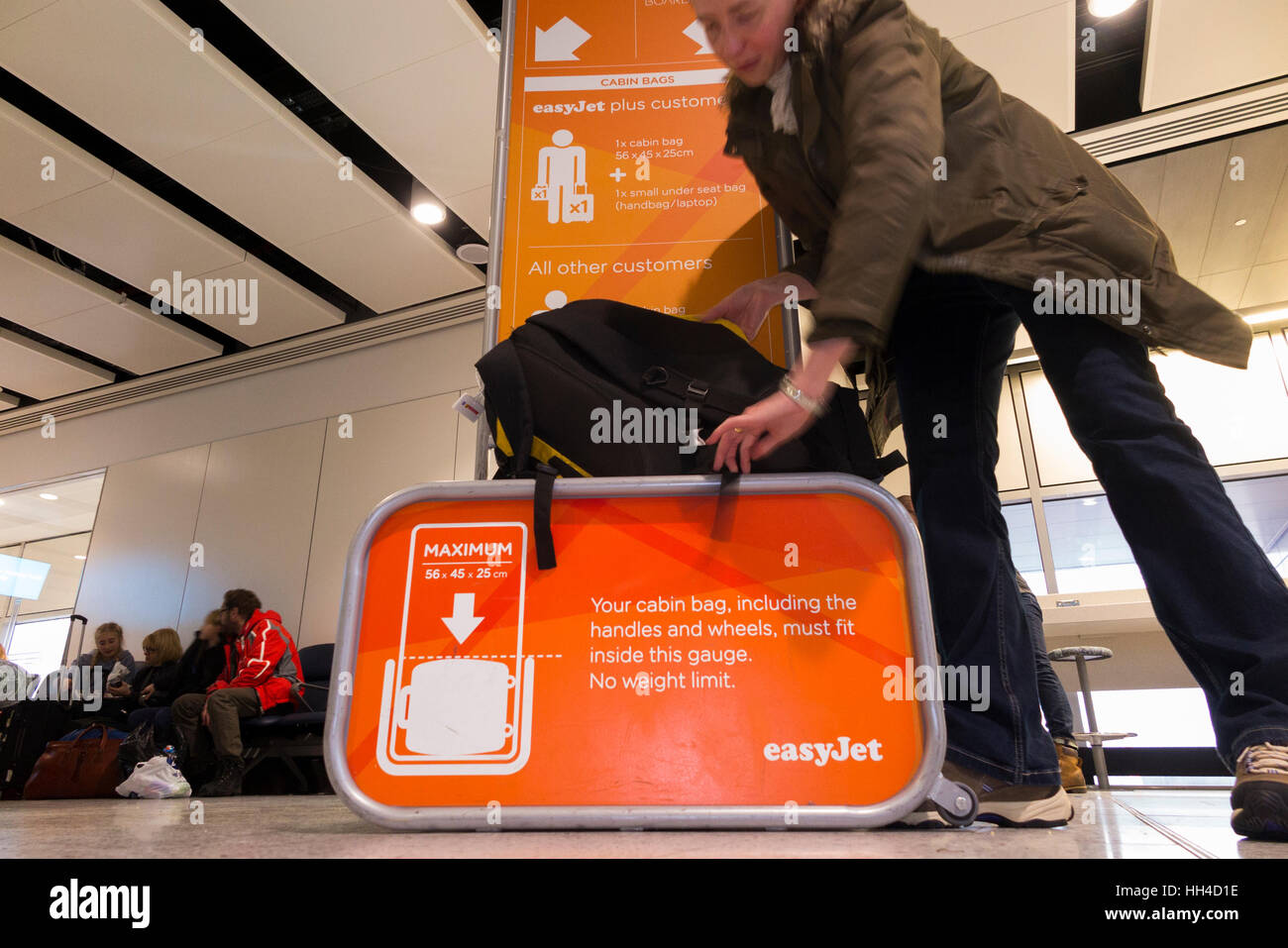 What Size Is A Carry On Bag For Airlines