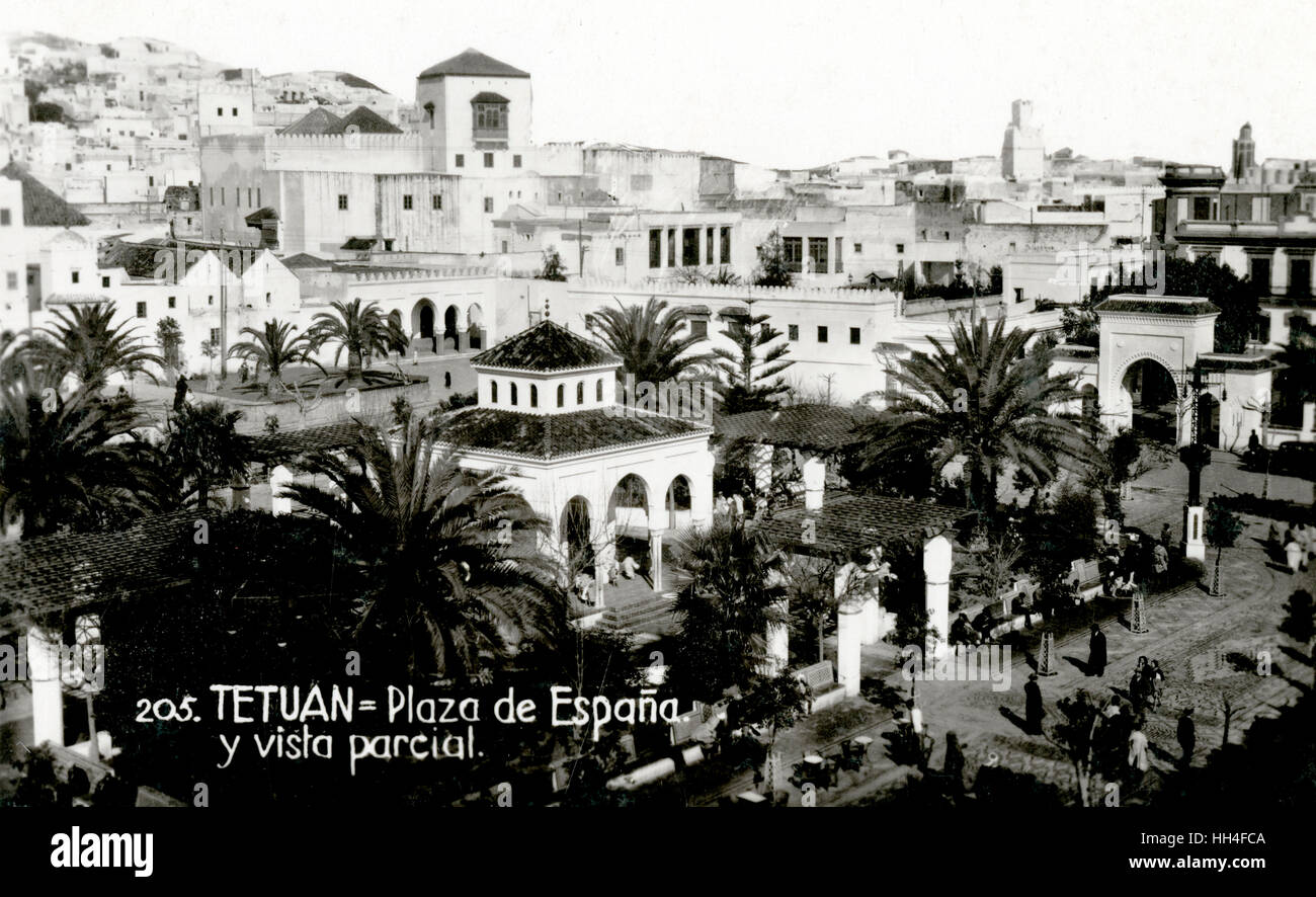 Plaza De Tetuan High Resolution Stock Photography And Images Alamy
