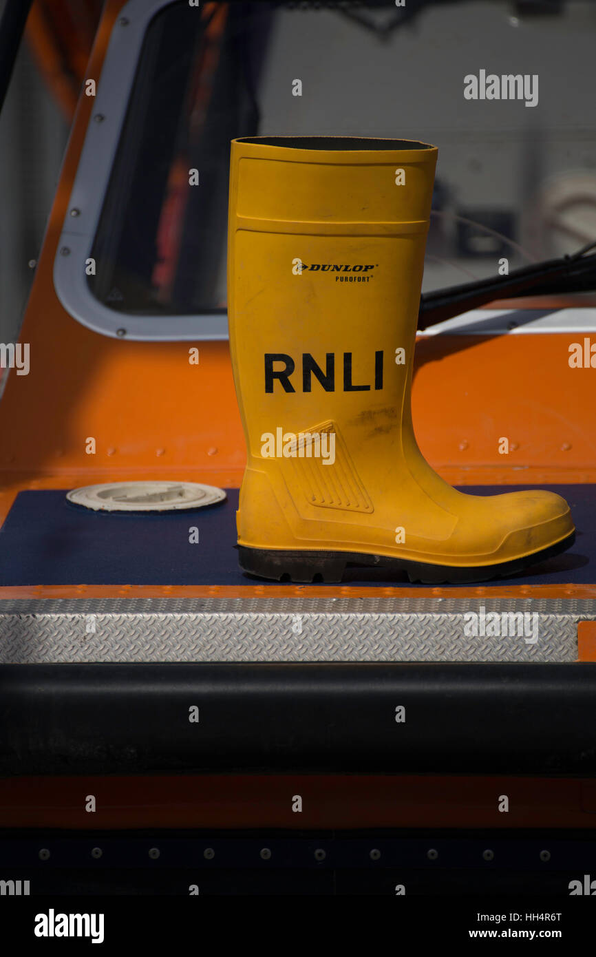 RNLI, Lifeboats, Southend-on-sea, Essex Stock Photo