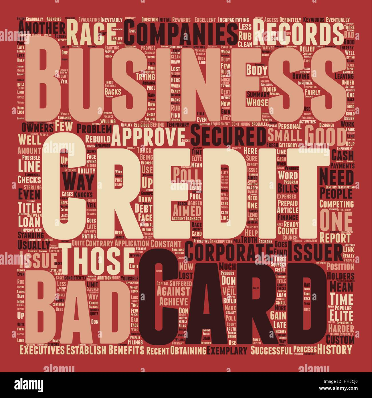 Business credit cards for those with bad credit text background business credit cards for those with bad credit text background wordcloud concept colourmoves