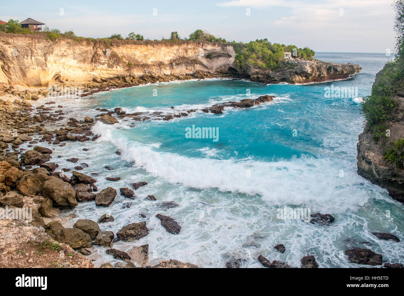 blue lagoon nusa ceningan bali indonesia stock photo. Black Bedroom Furniture Sets. Home Design Ideas