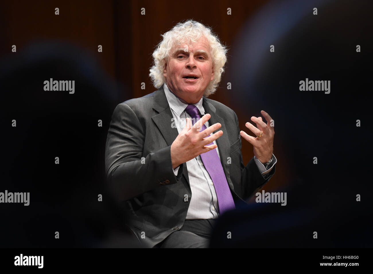 Sir Simon Rattle unveils his future plans for the London Symphony
