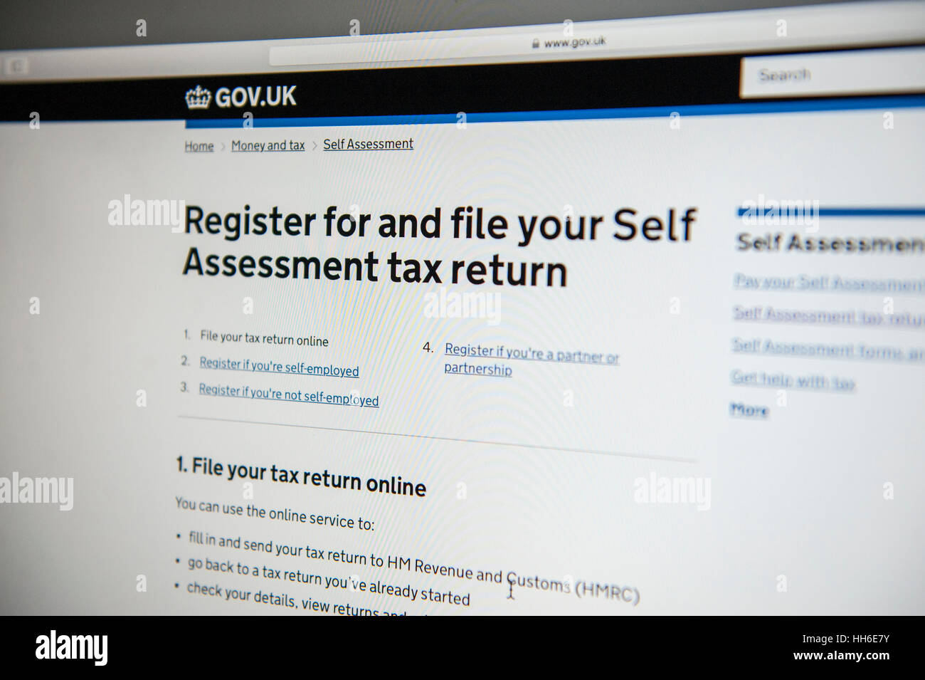 How to Register As Self Employed in UK