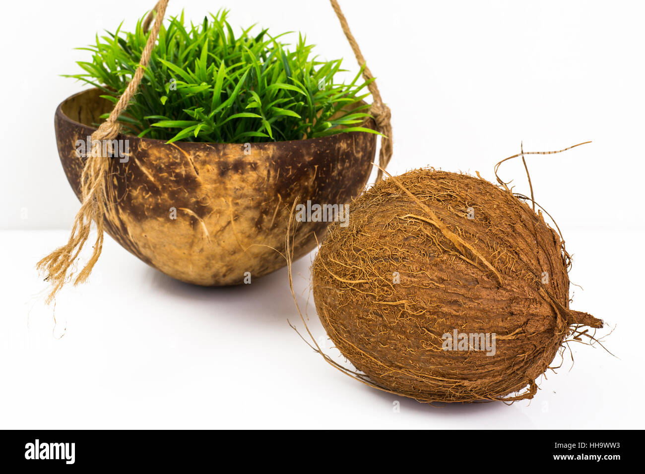 Coconut Shell Craft Stock Photos Coconut Shell Craft Stock Images