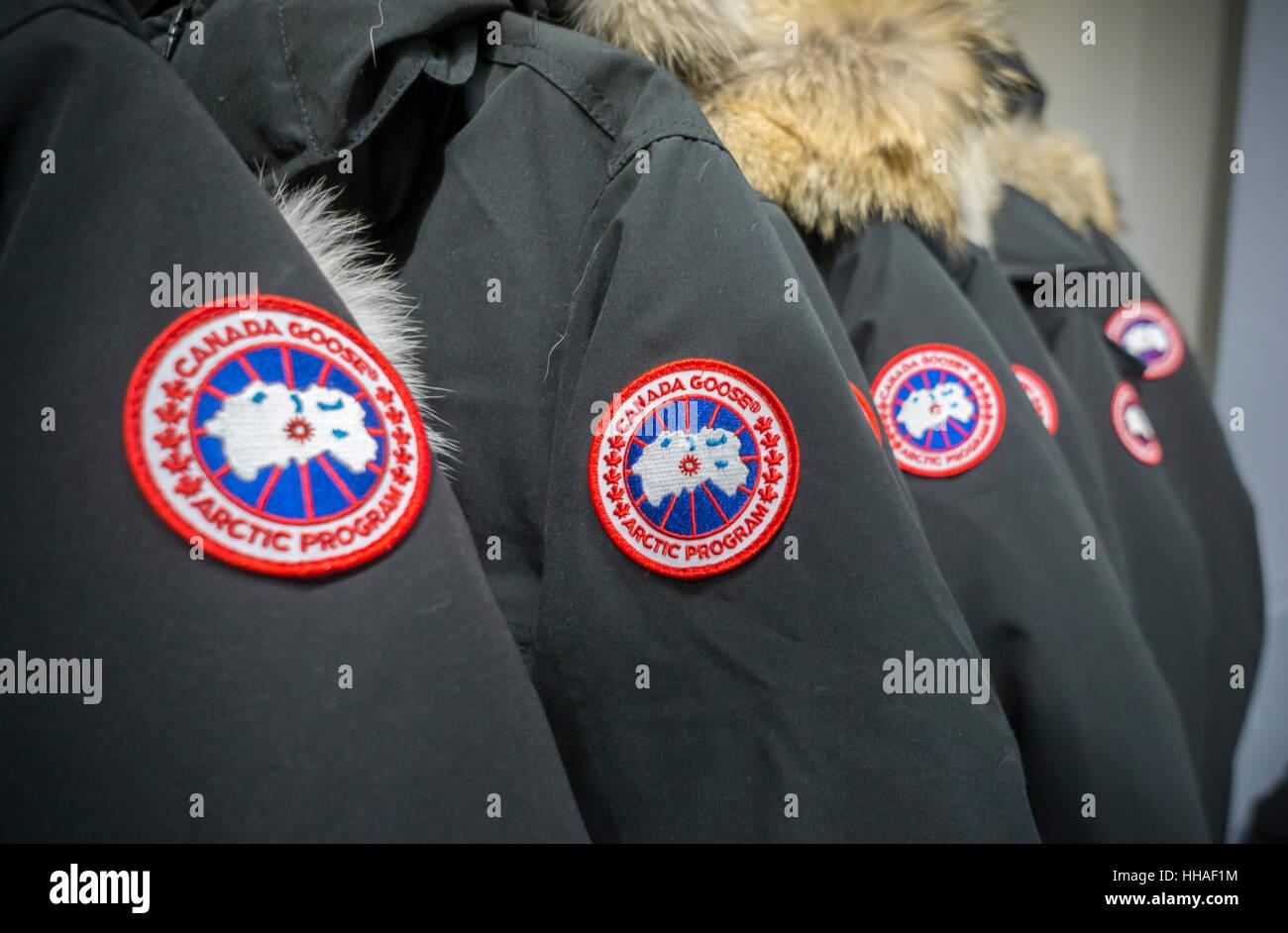 canada goose brand image