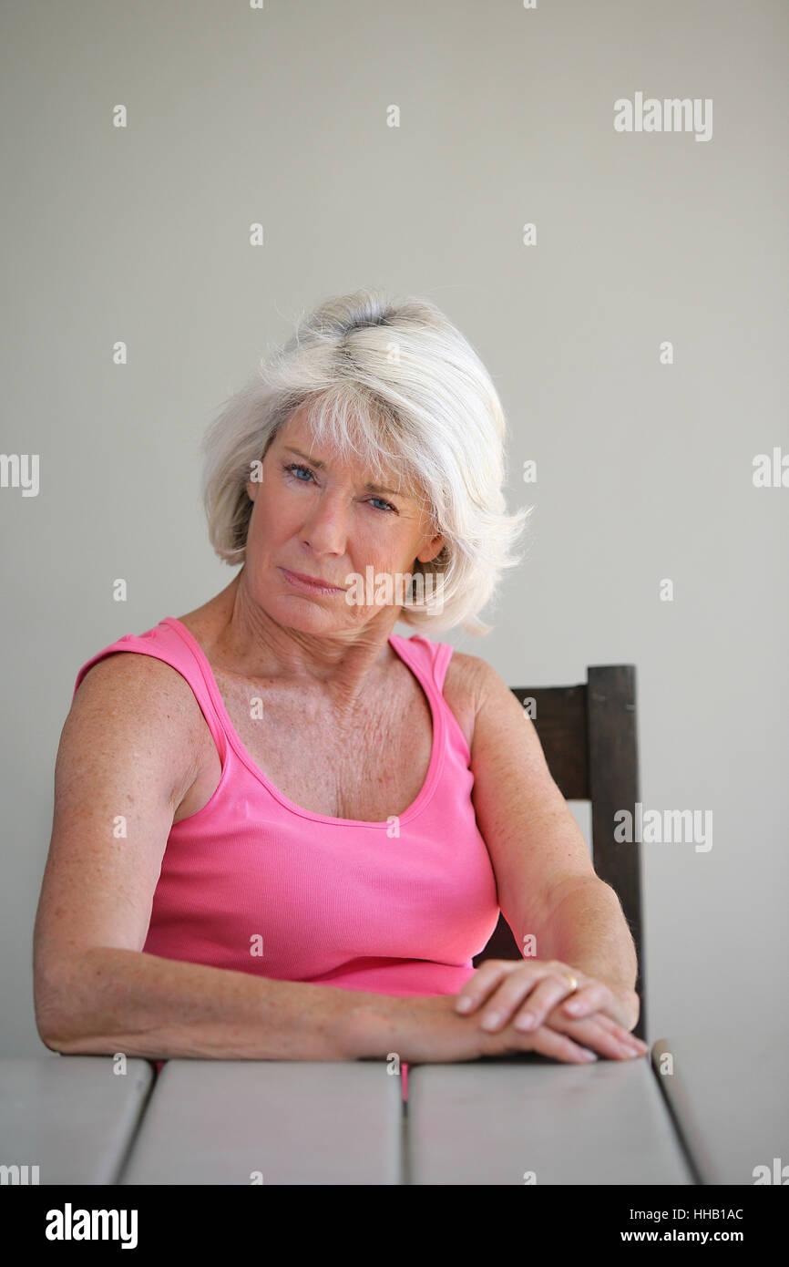 woman, cafe, restaurant, secretary, job, inside, lifestyle, fashionable, lady, - Stock Image