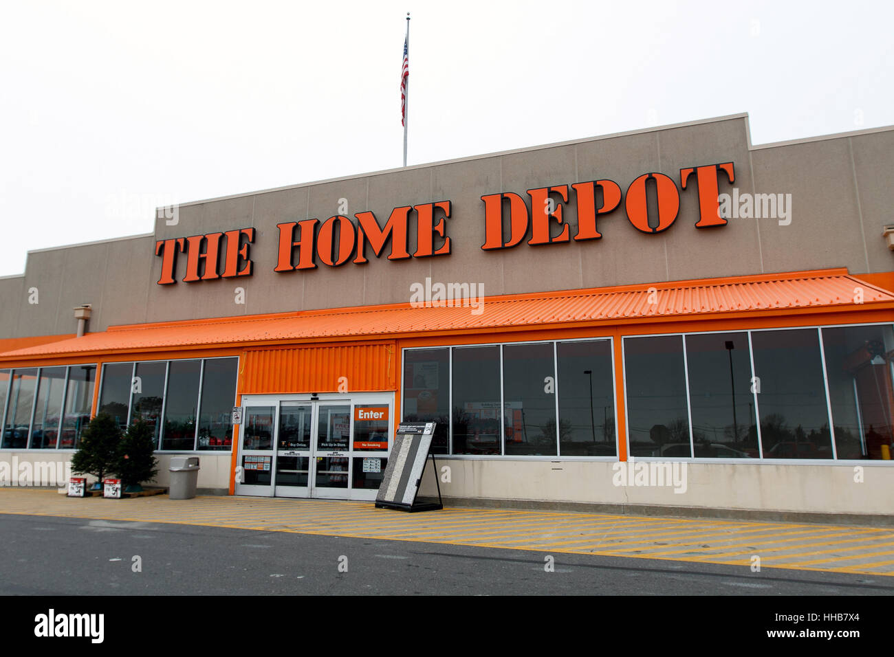 Home Depot Improvement
