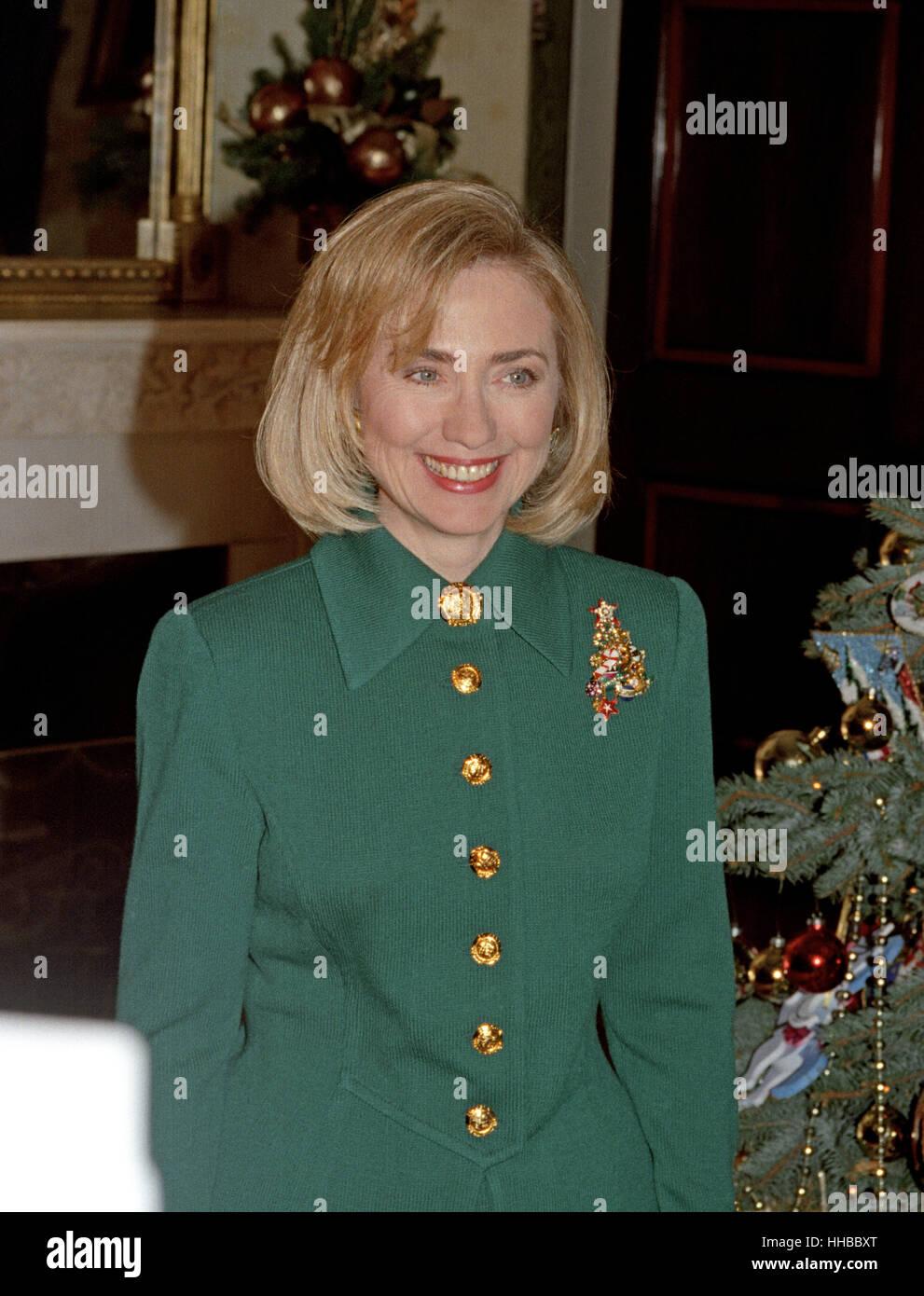 Hillary Clinton Christmas.Hillary Clinton Christmas Decorations Stock Photos Hillary Clinton
