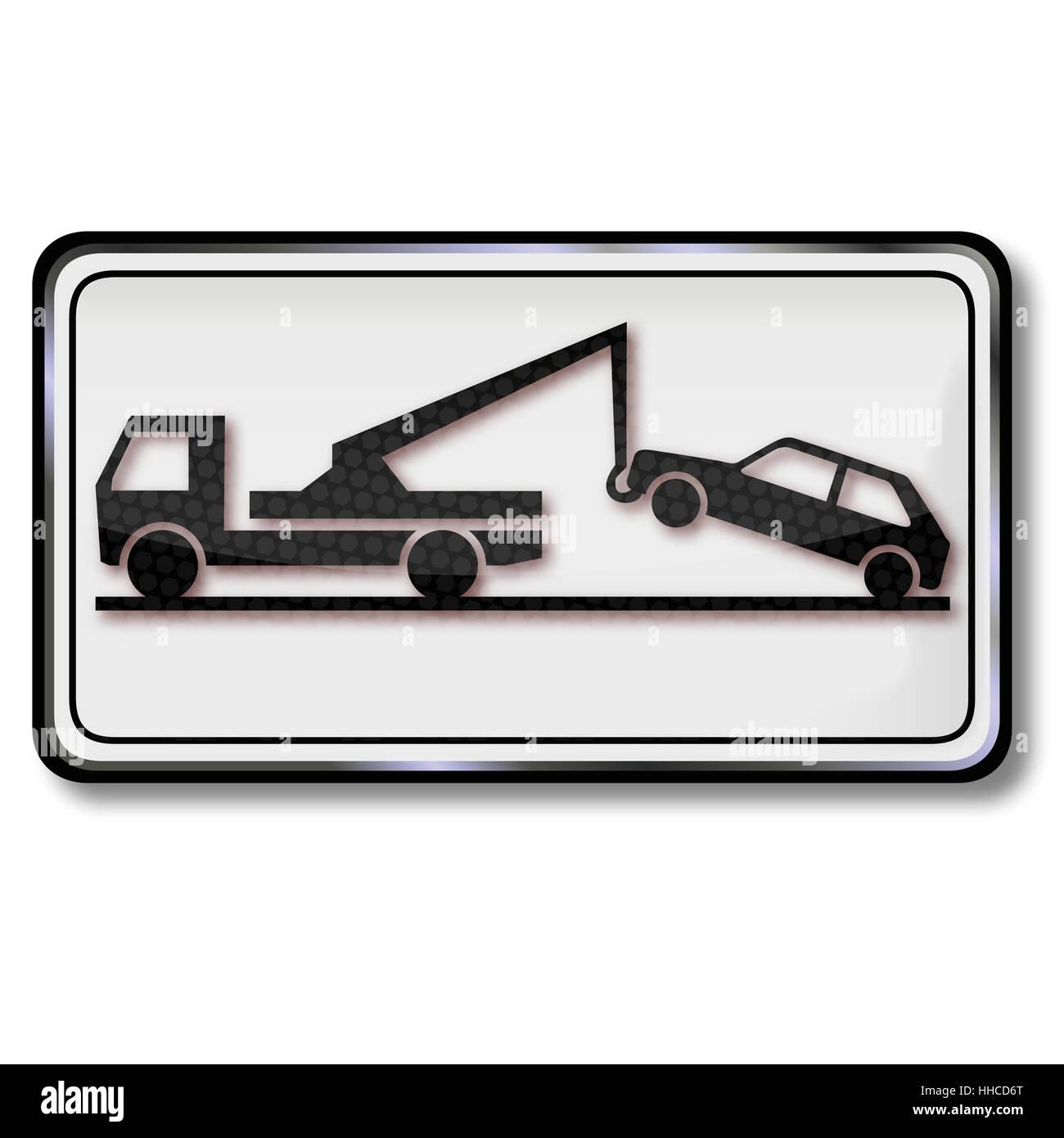 traffic transportation - Stock Image