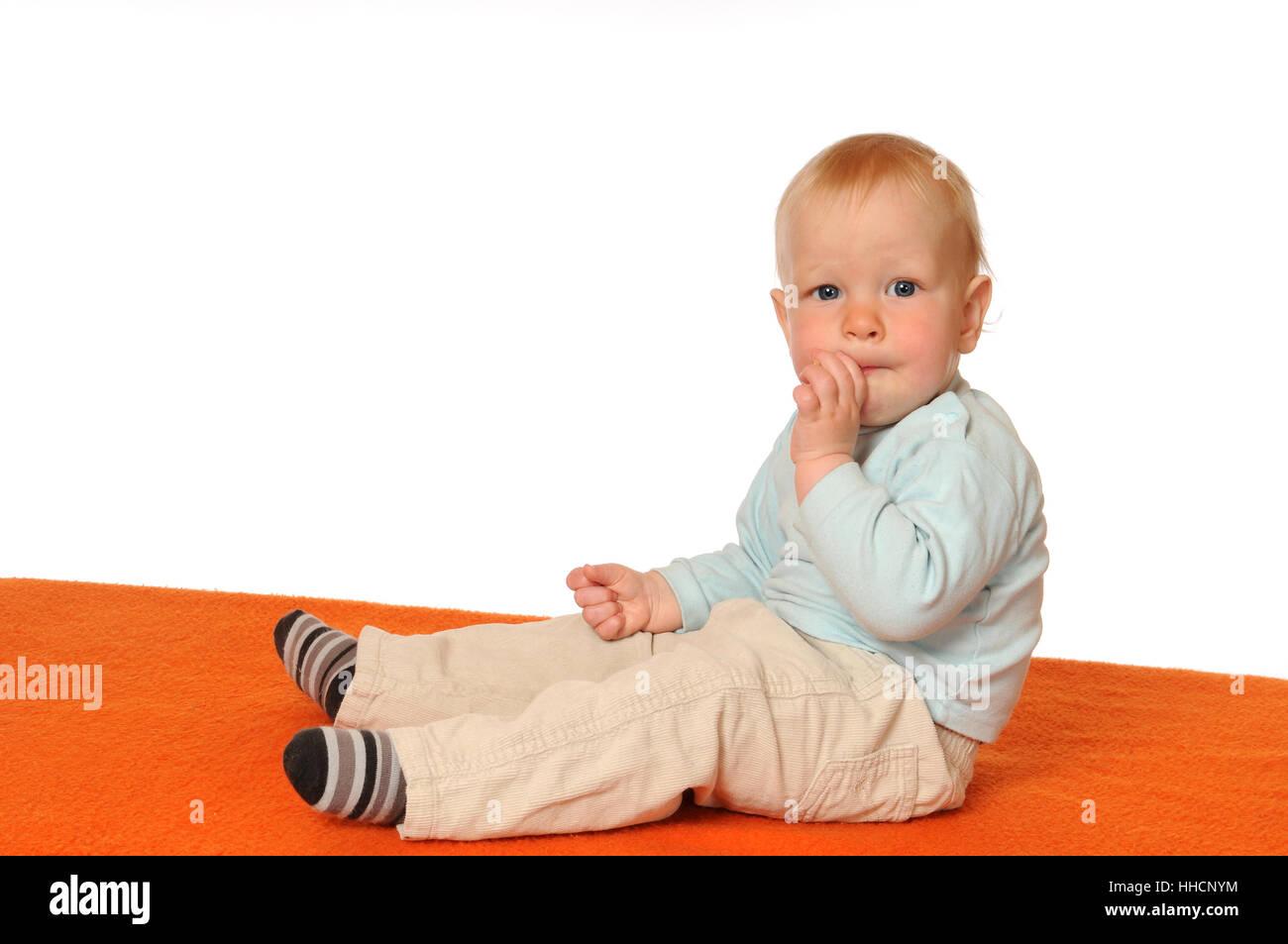 optional, baby, eating, eat, eats, isolated, optional, scrabble, crawling, Stock Photo